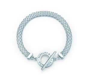 Tiffany & Co. TIFFANY SOMERSET(TM) Toggle Bracelet