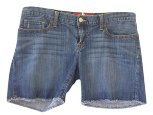 Lucky Brand Cut Off Shorts blue