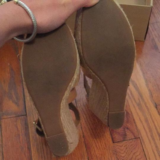 Me Too Tan Wedges