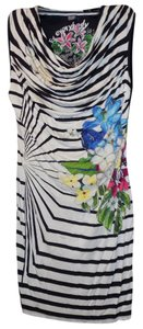 Multi-Colored Maxi Dress by Desigual Signature Soft Eclectic Boho Floral