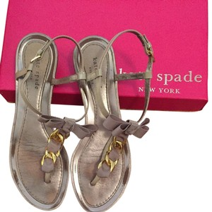 Kate Spade Taupe Sandals