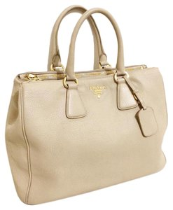 Prada Satchel in Beige