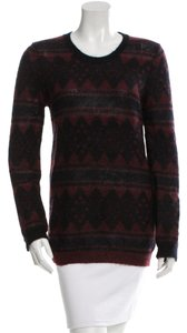 Isabel Marant Mohair Tribal Sweater