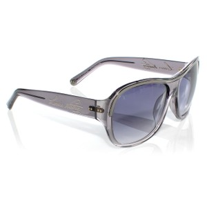Louis Vuitton Gunmetal acetate Louis Vuitton Lotus shield sunglasses