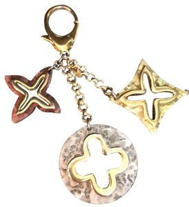 Louis Vuitton Louis Vuitton key rings or bag charm