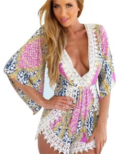 Other Paisley Shorts Beach Dress
