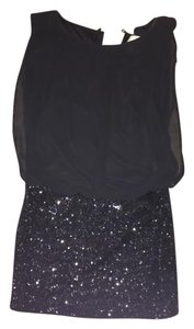 Aidan Mattox Sequin Party Night Out Date Night Durable Dress