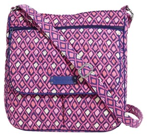 Vera Bradley Breast Cancer Cross Body Bag
