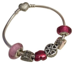 PANDORA Pandora Valentine's Day Charm Set of 6