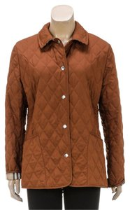 Burberry Brown Womens Jean Jacket