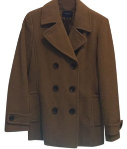 Lands' End Pea Coat