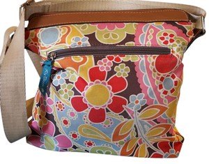 Lily Bloom Floral Cross Body Bag