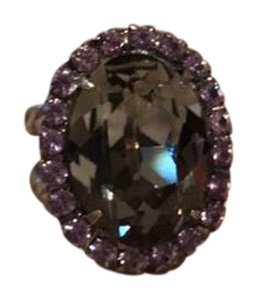 Sorrelli Sorrelli large stone adjustable ring