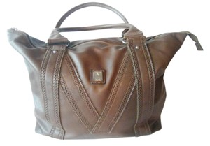 Kooba Faux Leather Shoulder Bag
