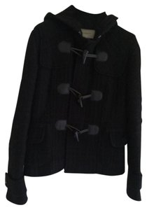 Burberry Toggle Pea Coat