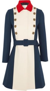 Gucci Wool Revolutionary Kellyanne Gg A-line Coat