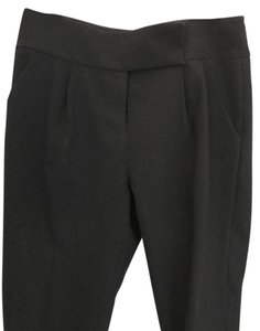 Rebecca Taylor Comfortable Trouser Pants Black