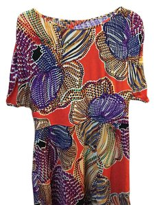 Laundry by Shelli Segal short dress multi colored on Tradesy