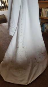 A Line Wedding Dress Wedding Dress