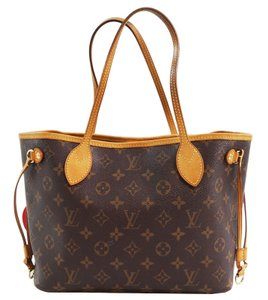 Louis Vuitton Lv Neverfull Pm Monogram Tote