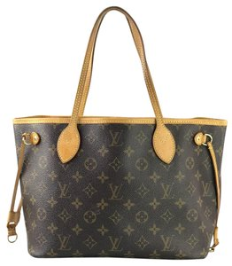 Louis Vuitton Lv Neverfull Tote in Monogram