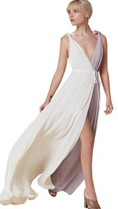 Reformation Weddings Flowly Bridesmaid Wrap Dress