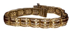 Other 14KT Yellow Gold Diamond Bracelet - Gorgeous!