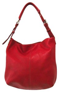 Tignanello Medium Leather Shoulder Bag