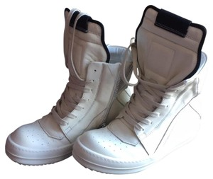 Rick Owens white Athletic