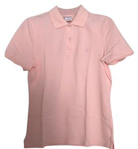 Brooks Brothers Top Pastel Pink