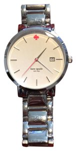 Kate Spade gramercy stainles steel watch