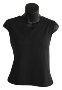 Lululemon sleeveless V neck black luon