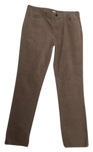 J.Crew Straight Pants Taupe