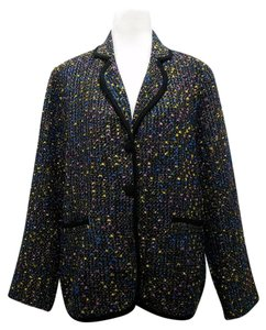 Susan Graver Multi-Color Blazer