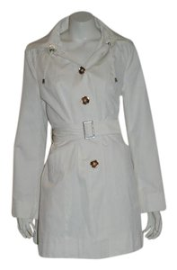 MICHAEL Michael Kors Trench Burberry Trench Fall Jacket Rain Trench Coat