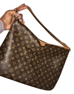Louis Vuitton Leather Mm Good Condition ] Hobo Bag