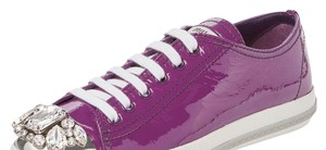 Miu Miu Purple Athletic