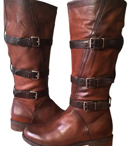 Miz Mooz Brandy/brown/black Boots