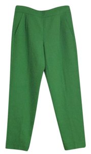 French Connection Whisper Ruth Tapered Trousers Trouser Pants Bright green
