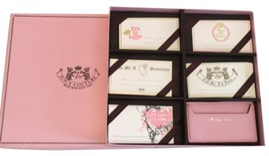 Juicy Couture Business Cards