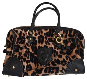 Juicy Couture Satchel in Multi