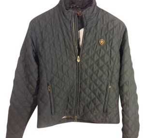Ariat Quilted Black Jacket
