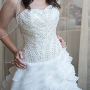 Jasmine Bridal Beautiful Wedding Gown Wedding Dress
