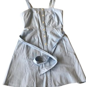 Lands' End short dress baby blue on Tradesy