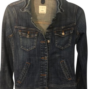 J.Crew blue Womens Jean Jacket