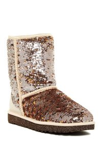 UGG Australia Ugg Sparkle Short Classic Boots