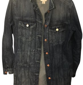 Guess blue Womens Jean Jacket