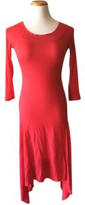 RED BERRY Maxi Dress by BCBGMAXAZRIA Berry Red