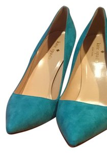 Kate Spade Turquoise Pumps