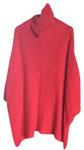 Joan Vass Plus Size Plus Size Sweater Turtle Neck Tunic